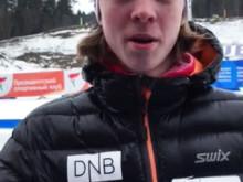 Intervju Jonas Uglem Mobakken