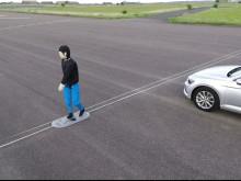 Pedestrian Auto Braking