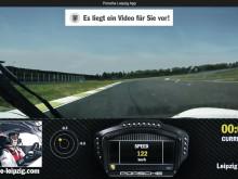 Promovideo Porsche Leipzig App