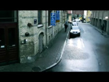 Volvo S60, Collision Warning with Full Autobrake and Pedestrian Detection, Film (1:45)