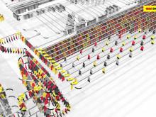 SSI Carrier: højtydende og dynamisk sorteringssystem til e-handel- og multi-channel distribution