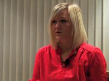 Carin Eggers –  att leva med kronisk myeloisk leukemi (KML)