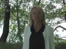 Ingela Hallberg, Nordic Medical Director, Merck, berättar om MS