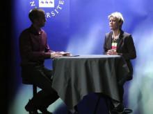 Mattias Lundberg intervjuar psykolog Pernilla Forsberg-Tiger under Psykologisk Salong 1 nov 2012. #psykologi #umeå