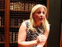 Dr. Carmel Malone of Ireland talks to Novus Scientific