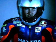 Dainese D-Air Racing utlöses i slow motion