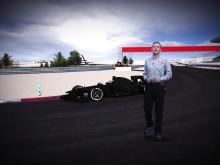Bahrains Grand Prix, banvisning 3D