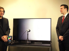 Joel Silver, President & Founder of the Imaging Science Foundation discussing the tech inside Panasonic TV's