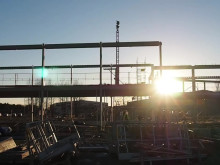 Nu bygger vi sporthotell i Uppsala!