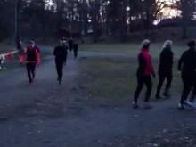 Tjejgänget i Eskilstuna håller tempot