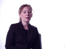 Kontorsrevolutionen: framtida lönsamhet. Louise Barkhuus, forskare människa–maskin-interaktion.