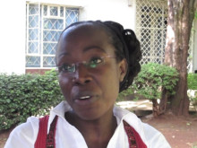 Leah Odongo-Ogesare: Looking forward to seeing you