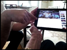 "Swedish Kerstin, 82, tries internet for the first time: ""MADNESS!"""