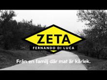 Zeta - från en familj där mat är kärlek.