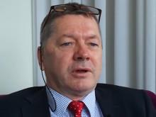 Intervju med Högskolans tillträdande rektor Lars Niklasson