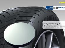 UltraGrip Ice SUV - TOP indicator