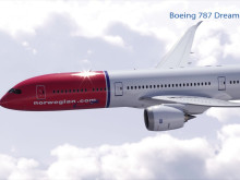 Boeing 787-9 Dreamliner air-to-air