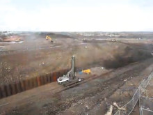 Stoke Gifford construction - time lapse film - medium resolution