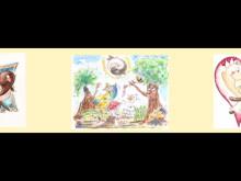 Buchtrailer zum Kinderbuch Yin und Yang bei Pax et Bonum ®