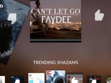 Shazam iOS 8.2