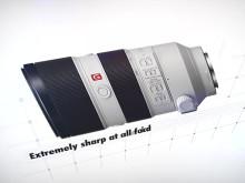 EISA 2017 Sony SEL FE 70-200mm F2.8 GM