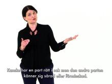 Att hantera konflikter - Ledarskapstips med Josefine Arenius