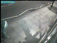 Hampstead robbery - do you recognise the men in this CCTV clip?