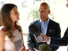 Exklusiv intervju med Prinsessan Sofia och Daniel Madhani