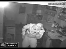 Wandsworth burglary: CCTV - do you know this man?