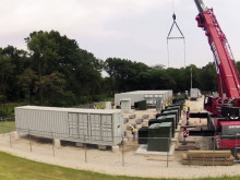 Constructing an energy storage project in Illinois