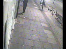 CCTV footage of males police wish to trace following incident in Wanstead