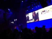 SiteVision vinner Årets näringslivspris på Örebrogalan 2015
