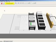 Venus Software Set-up to Distribute Buffer