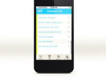 Fairtrades mobilapplikation