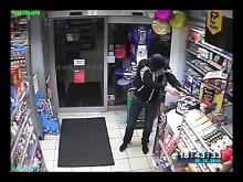 CCTV footage of Dorda