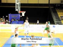 Svenska Basketligan - Top10 dunkar 09/10