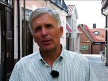 Pfizer bloggar från Almedalen - 7 juli - Johan Brun