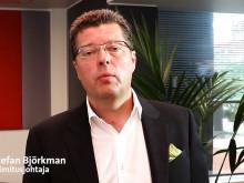 Stefan Björkman: Eteran alkuvuosi 2015