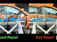 Good repair v Poor repair