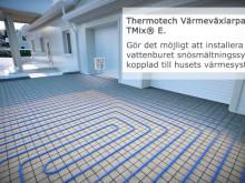 Thermotech GEOSystem - system för snösmältning och markvärme