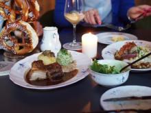 Servus Heidi restaurant and Old Luxembourg