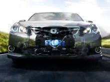2 min om permanent 4-hjulsdrift och Subarus Boxermotor