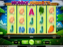 Wonky Wabbits slot hos Vera&John