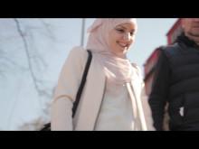 En kort film om hur vi skapar levande städer - Erling och Hajar