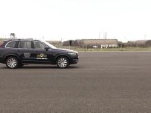 AEB 'Inter Urban' testing