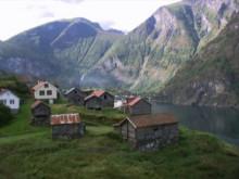 Fred. Olsen in the Norwegian Fjords