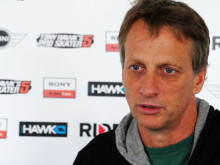 Exclusive Tony Hawk Interview on Sony ActionCam