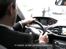 Designchef Gilles Vidal fortæller om Peugeot i-Cockpit