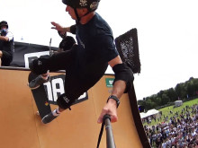 Tony Hawk and Sony ActionCam