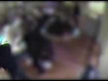 CCTV footage of pub assault